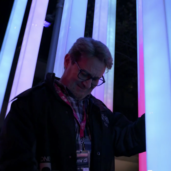 "INTEL ""Vivid Sydney"" with Ignatius Jones"