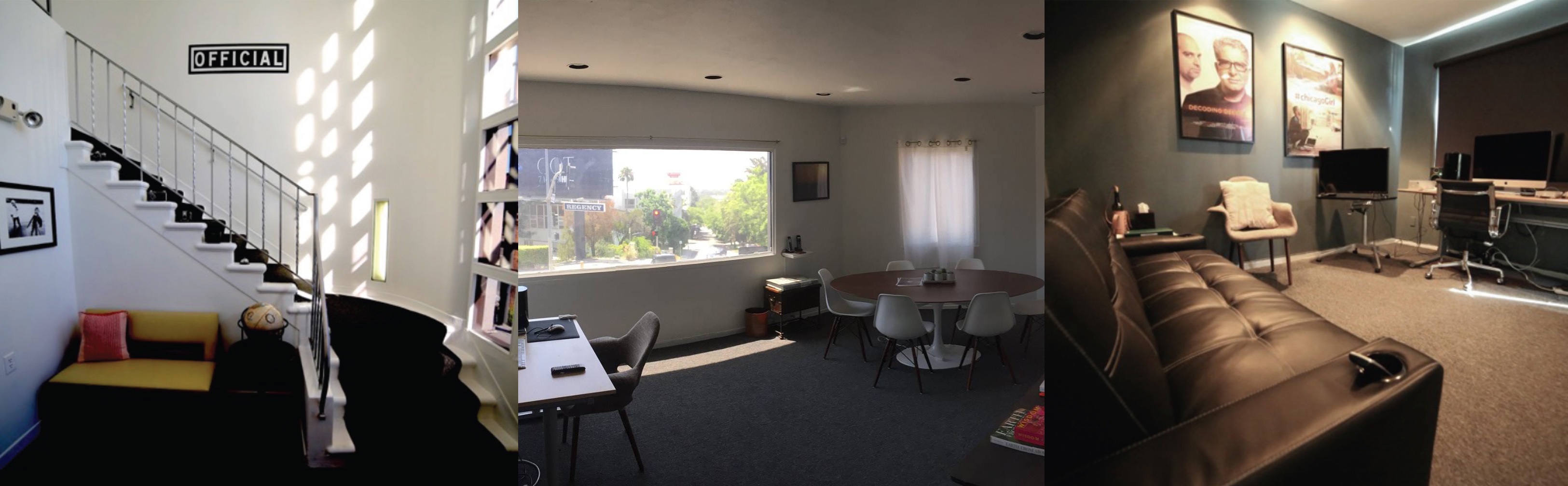 Interior Work and Meeting Space